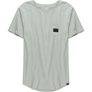 Quiksilver Scallop East Woven Short-Sleeve Pocket T-Shirt