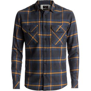 Quiksilver Fitz Forktail Flannel Shirt - Men's