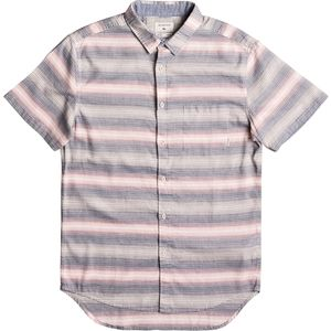 Quiksilver Aventail Shirt - Button-Down Shirt - Men's
