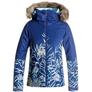 Roxy American Pie SE Hooded Jacket - Girls'