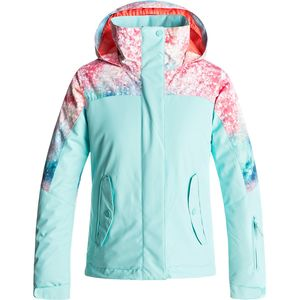Roxy Roxy Jetty Block Hooded Jacket - Girls'