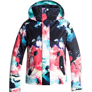 Roxy Jetty Girl Hooded Jacket - Girls'
