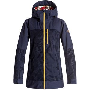 Roxy Torah Bright Stormfall Hooded Jacket - Women's
