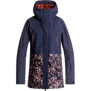 Roxy Tribe Hooded Jacket - Women's