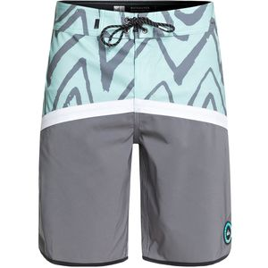 Quiksilver Highline Techtonics 20in Board Short - Men's