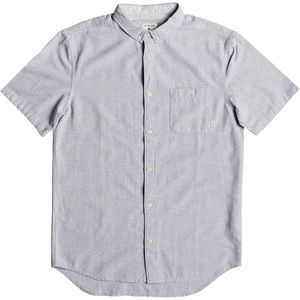Quiksilver Waterfalls Update Short-Sleeve Shirt - Men's