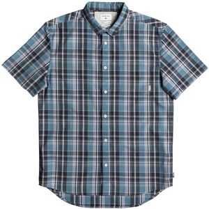 Quiksilver Everyday Check Short-Sleeve Shirt - Men's