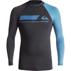 Quiksilver Active Long-Sleeve Rashquard - Men's