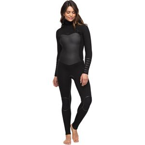 Roxy 5/4/3 Syncro Plus Chest Zip LFS HD Wetsuit - Women's