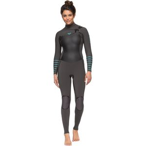 Roxy 4/3 Syncro Plus Chest-Zip LFS Wetsuit - Women's