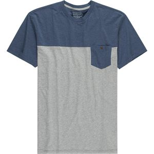 Quiksilver Block Pocket T-Shirt - Men's