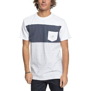 Quiksilver Jacquard Block T-Shirt - Men's