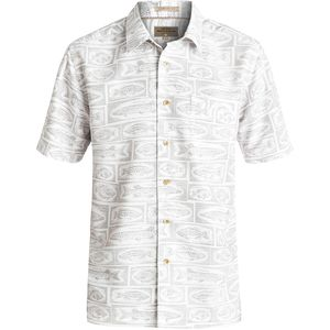 Quiksilver Bump The Stump Shirt - Men's