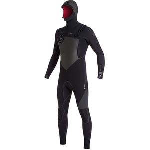 Quiksilver Highline 5/4/3mm Performance Hooded Chest-Zip Full Wetsuit - Men's