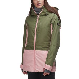 Roxy Torah Bright Snowflake Insulated Jacket - Women's
