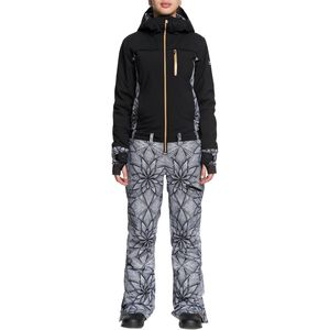 Roxy Illusion One-Piece Snow Suit - Women's