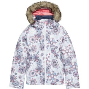 Roxy American Pie Hooded Jacket - Girls'