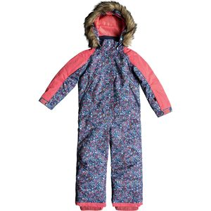 Roxy Paradise Jumpsuit Snow Suit - Toddler Girls'