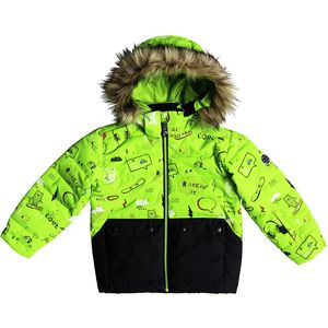 Quiksilver Edgy Jacket - Toddler Boys'