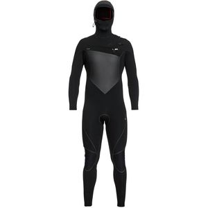 Quiksilver 5/4/3 Highline Plus Chest-Zip Hydrolock HD Wetsuit - Men's