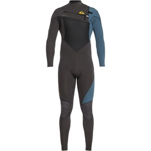 Quiksilver 3/2 Highline Plus Chest-Zip Hydrolock Wetsuit - Men's
