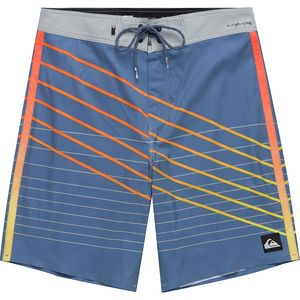 Quiksilver Highline Shibori Slash 19in Board Short - Men's