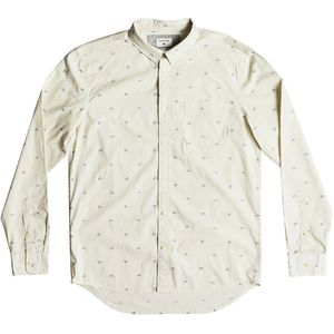 Quiksilver Fuji Mini Motif Shirt - Men's
