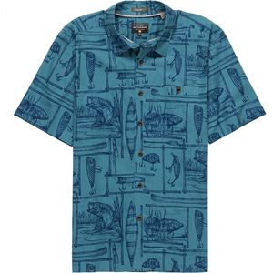 Quiksilver Angler Shirt - Men's