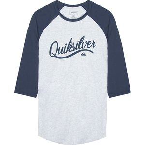 Quiksilver Sea Scroll T-Shirt - Men's