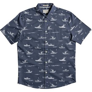 Quiksilver Fishboats Shirt - Men's