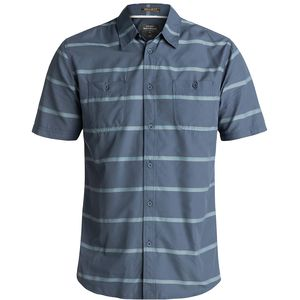 Quiksilver Wake Stripe Shirt - Men's