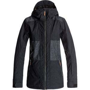 Roxy Shaded Snowboard Jacket - Women's