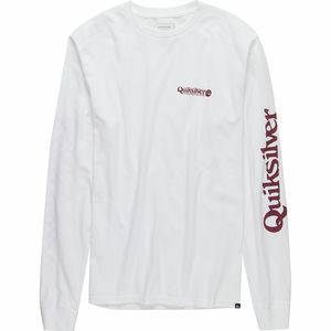 Quiksilver Check It Long-Sleeve T-Shirt - Men's