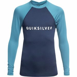 Quiksilver Always There Long-Sleeve Rashguard - Boys'