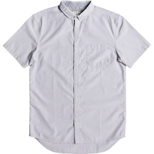 Quiksilver Valley Groove Short-Sleeve Shirt - Men's