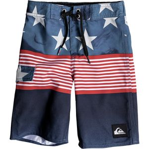 Quiksilver Division Independent 14in Boardshort - Boys'