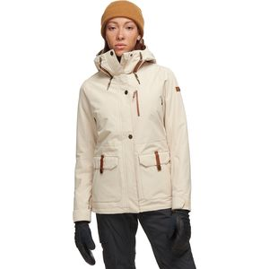 Roxy Andie Hooded Insulated Jacket - Women's