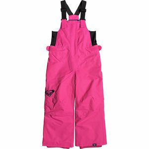 Roxy Lola Bib Pant - Toddler Girls'