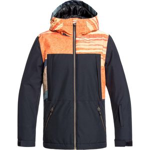 Quiksilver Travis Rice Signature Ambition Jacket - Boys'