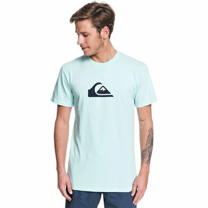 Quiksilver Comp Logo T-Shirt - Men's