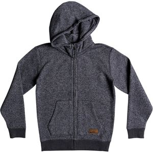 Quiksilver Keller Zip-Up Hooded Fleece Jacket - Boys'