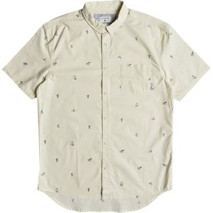 Quiksilver Mini Kamakura Short-Sleeve Shirt - Men's