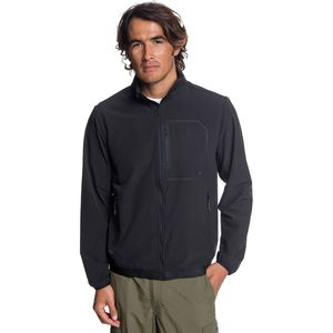 Quiksilver Water Resistant Hooded Paddle Jacket - Men's