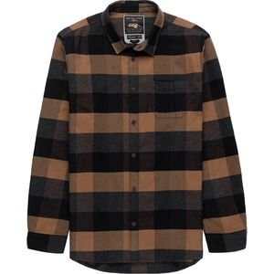 Quiksilver Stretch Flannel Shirt - Men's