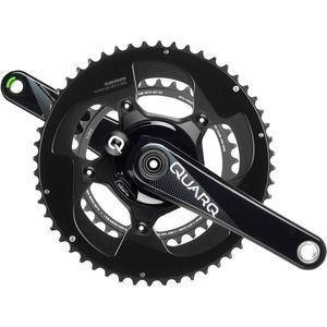 Quarq DZero Carbon Power Meter Crankset Package - BB30