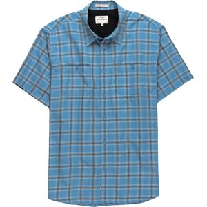 Quiksilver Waterman Wake Button-Up Shirt - Men's