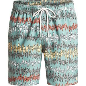 Quiksilver Waterman La Bomba 2 Swim Trunk - Men's