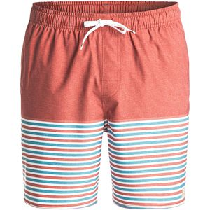 Quiksilver Waterman Breezy Stripe Swim Trunk - Men's