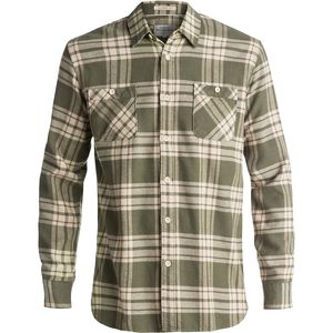Quiksilver Waterman Moon Tides Flannel - Men's