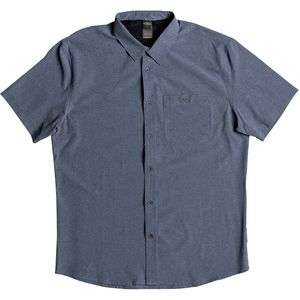 Quiksilver Waterman Tech Short-Sleeve Shirt - Men's